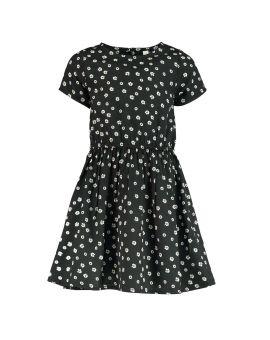 Kinder jurk Zwart