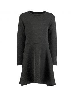 Meisjes jurk Zwart