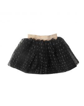Mickey Meisjes rok Zwart