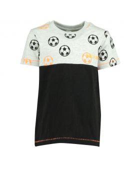 Jongens T-shirt Zwart