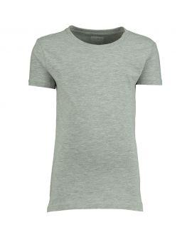 Meisjes T-shirt Lichtgrijs