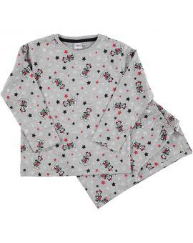 Mickey Jongens pyjama Lichtgrijs