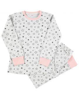 Meisjes pyjama Grijs