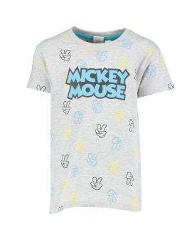 Mickey Kinder T-shirt Melange