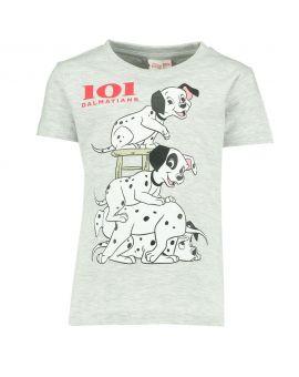 101 Dalmatiërs Kinder T-shirt Grijs