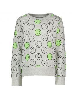 Kinder sweater Grijs