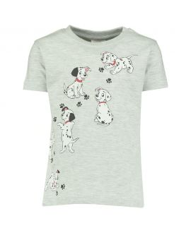 101 Dalmatiërs Kinder T-shirt Graphite