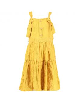Meisjes jurk Goud
