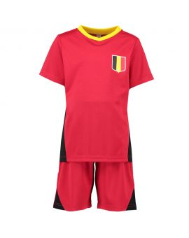 Kinder voetbalset Rood