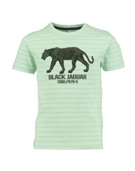 Tiener t-shirt Legergroen