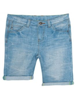 Jongens short Denim