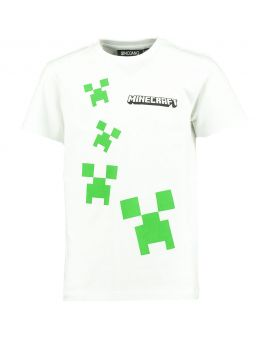 Minecraft Jongens T-shirt