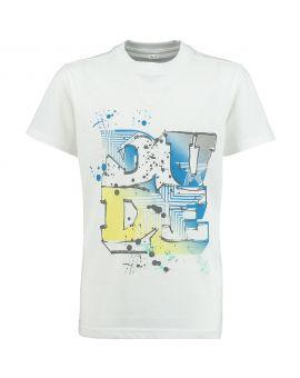 Tiener T-shirt Wit