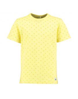 Jongens T-shirt Geel