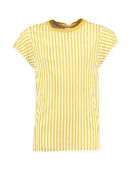 Meisjes T-shirt Geel