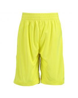Jongens short Neon geel