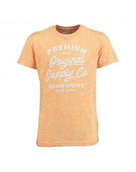 Jongens T-shirt Oranje