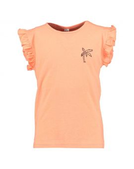 Meisjes T-shirt Oranje