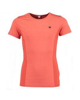 Meisjes sport T-shirt Oranje