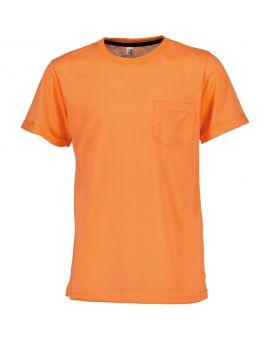 Tiener t-shirt Neon Oranje