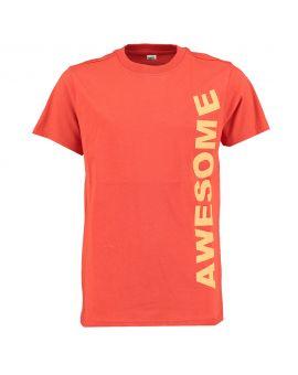 Tiener T-shirt Rood