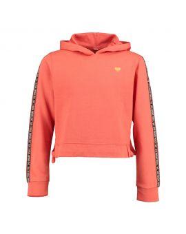Meisjes sweater Rood