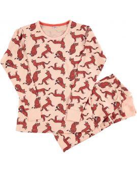 Meisjes pyjama Roze