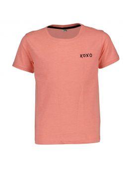 Meisjes T-shirt Neon roze