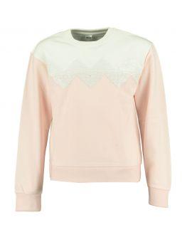 Meisjes sweater Roze