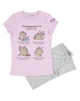 Meisjes pyjama Paars
