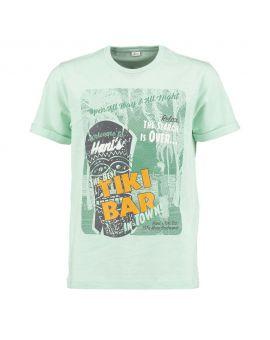 Tiener t-shirt Mint