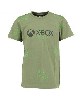 XBOX Jongens T-shirt Groen