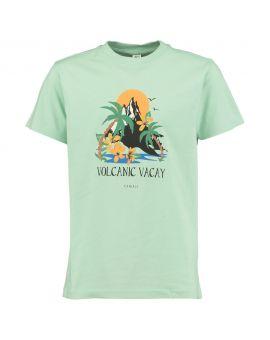 Tiener T-shirt Groen