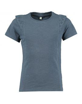 Meisjes T-shirt Blauw