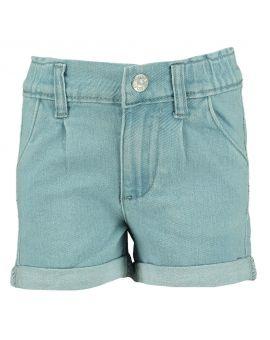 Meisjes short Blauw