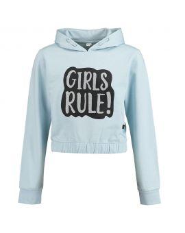 Meisjes sweater Blauw