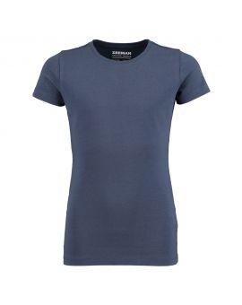 Meisjes T-shirt Nachtblauw
