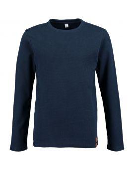 Jongens T-shirt Nachtblauw