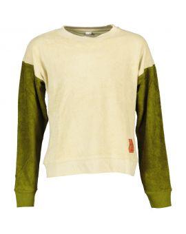 Jongens sweater Beige