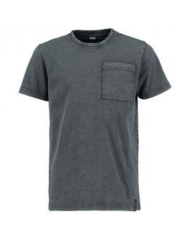 Jongens T-shirt Antraciet