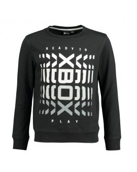 XBOX Jongens sweater Zwart