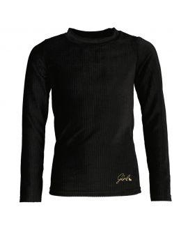 Meisjes trui Zwart