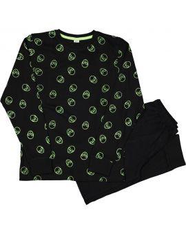 Jongens pyjama Zwart