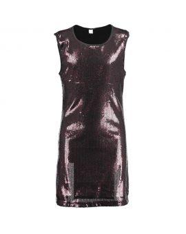 Tiener jurk Rood