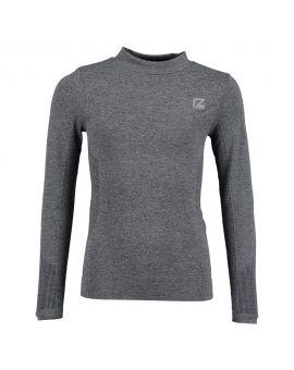 Tiener thermo T-shirt Grijs