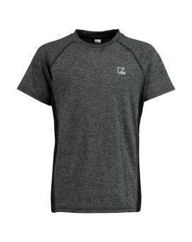 Jongens sport T-shirt Grijs