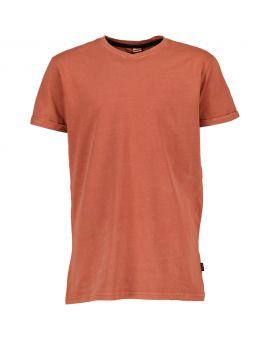 Jongens T-shirt Roestbruin