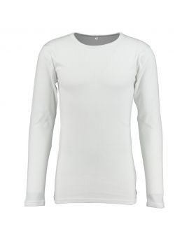 Heren thermo T-shirt Wit