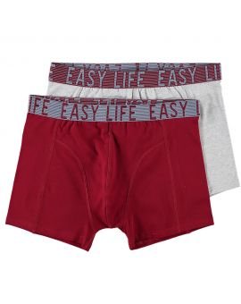 Heren boxer Bordeaux