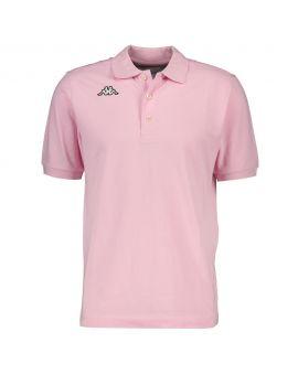 Kappa heren polo Licht roze